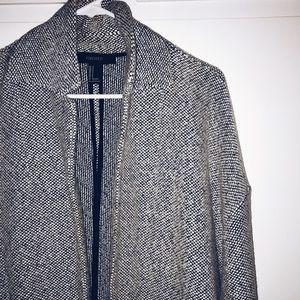 Forever 21 Soft Blazer/ Overcoat